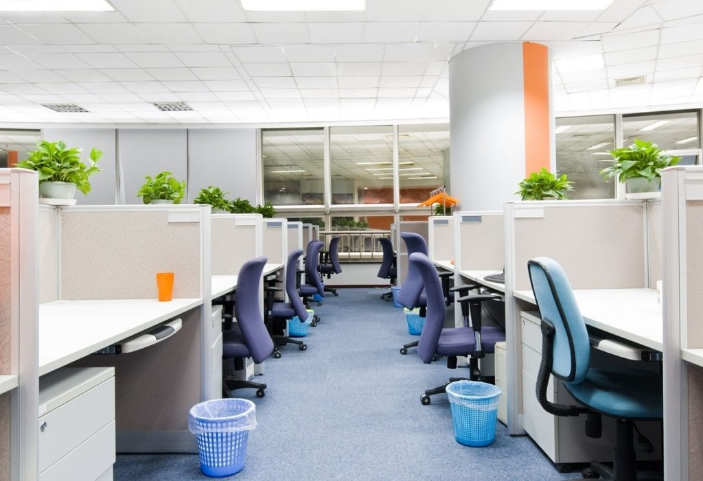 Be Clean office cleaning services
