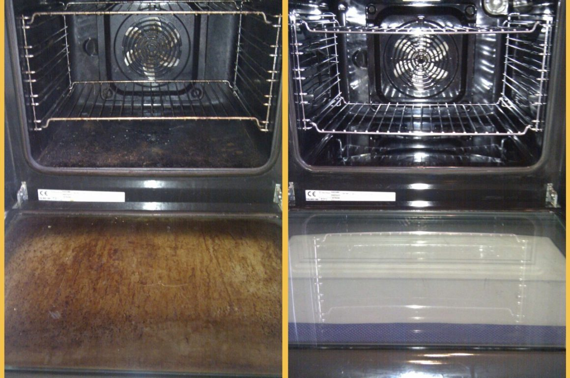 Be Clean oven cleaning services Abingdon
