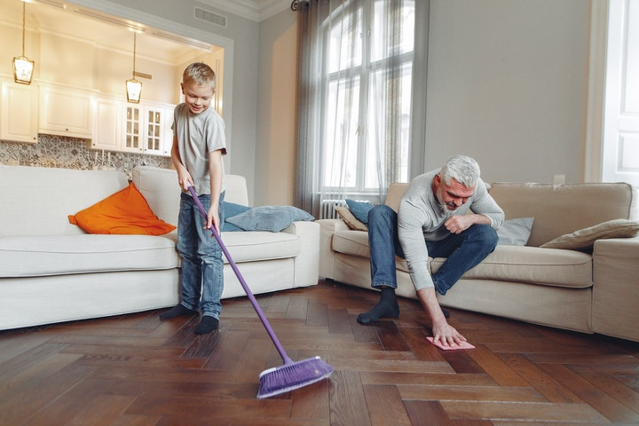 Oxford professional end of tenancy cleaning